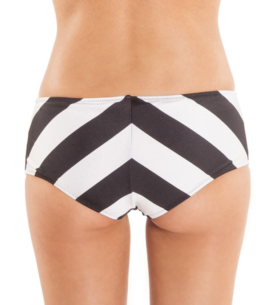 Boycut Fit Bikini Bottom, Amuse Society