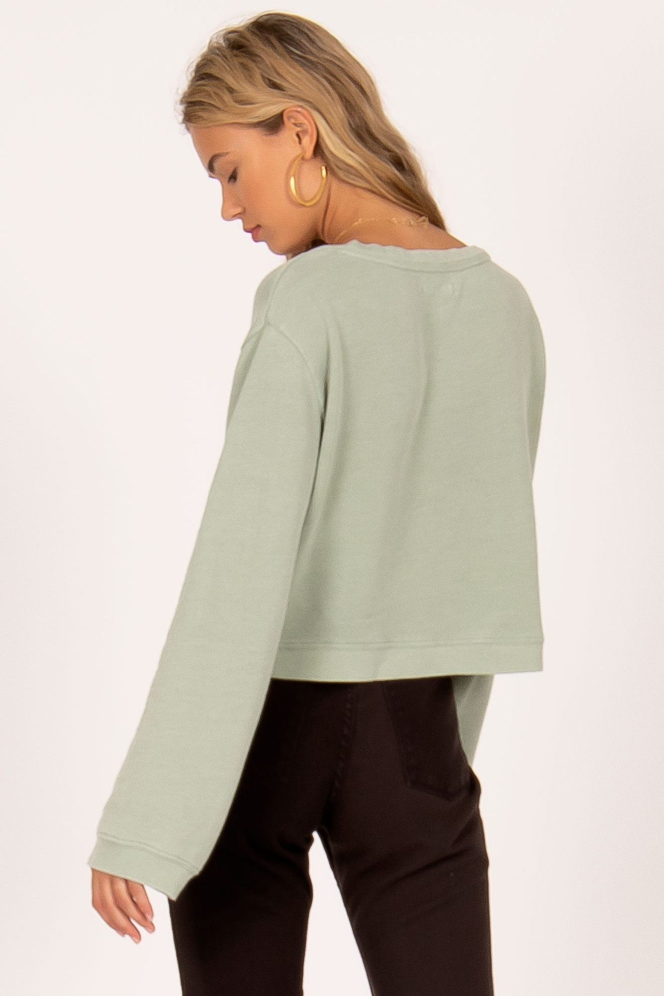 Coconut Grove Knit Pullover