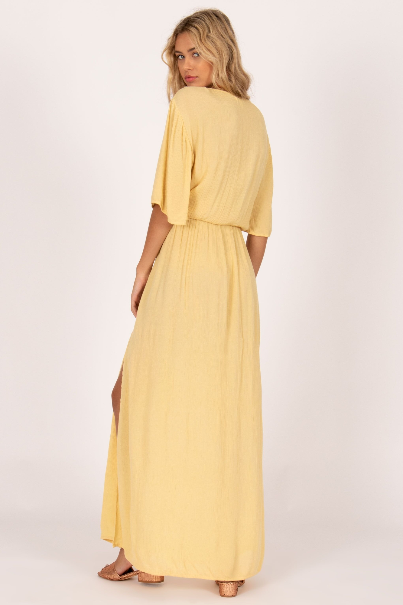 Lemongrass Dress