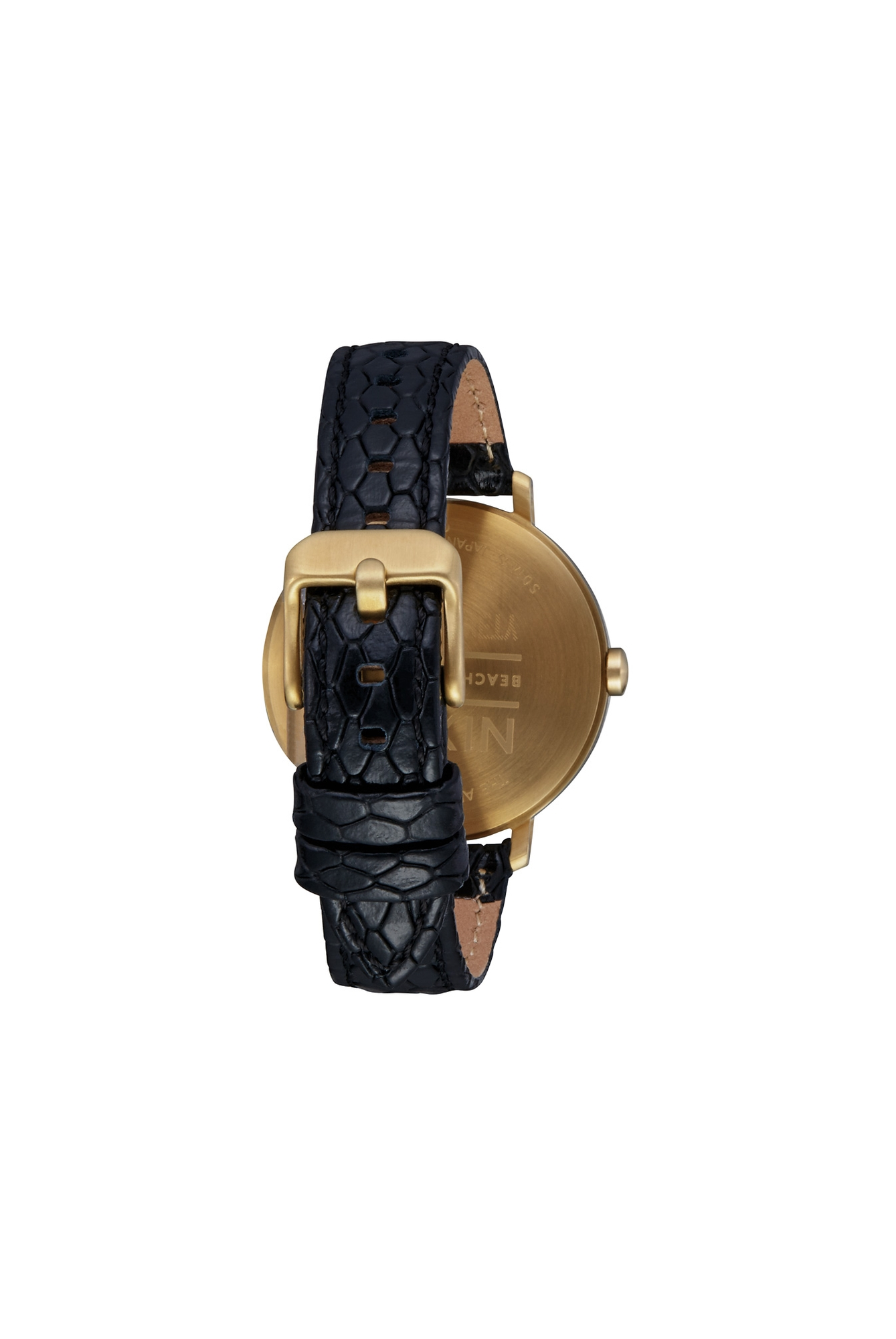 Nixon x Amuse Arrow Palm Leather Watch