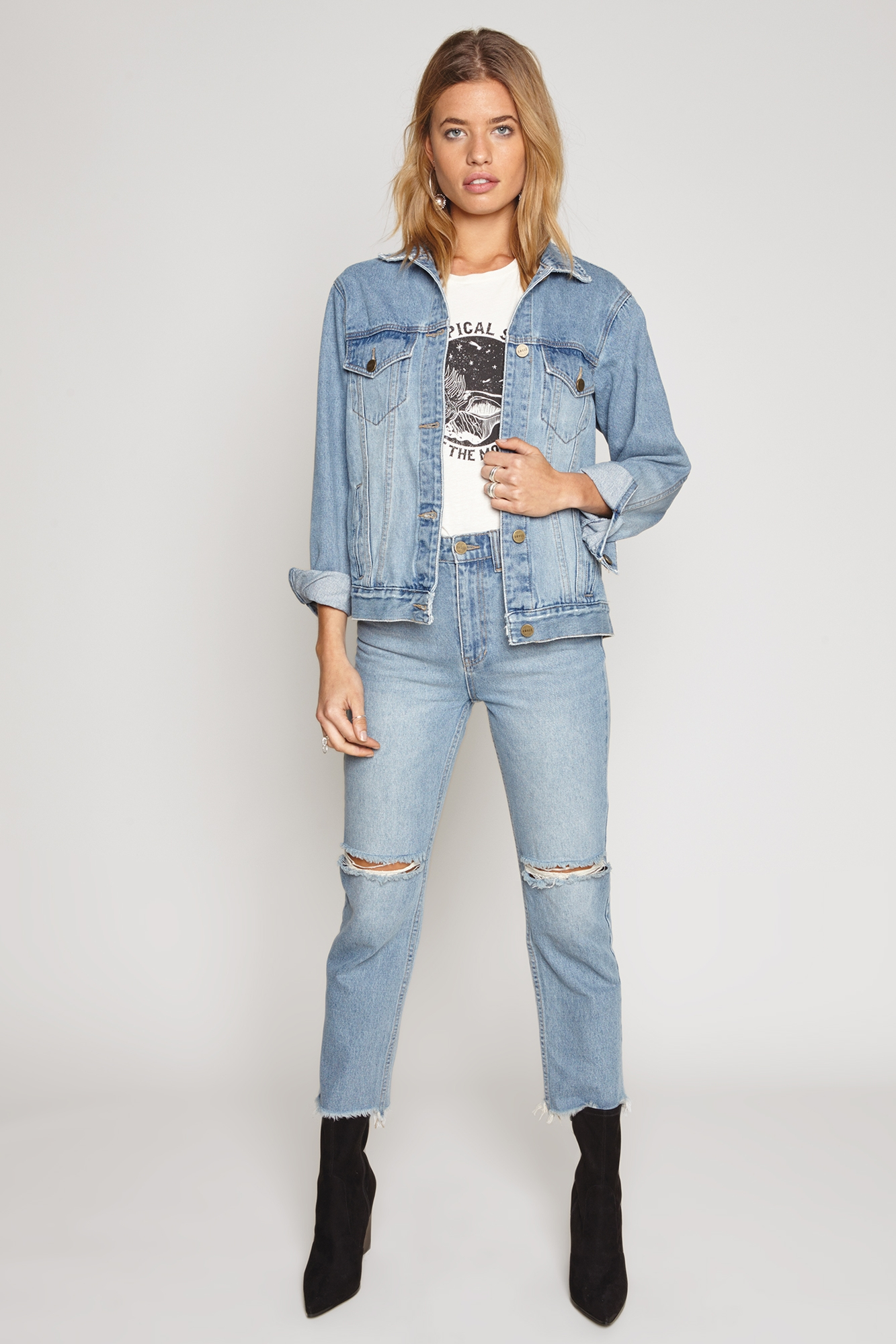 Outlands Denim Jacket