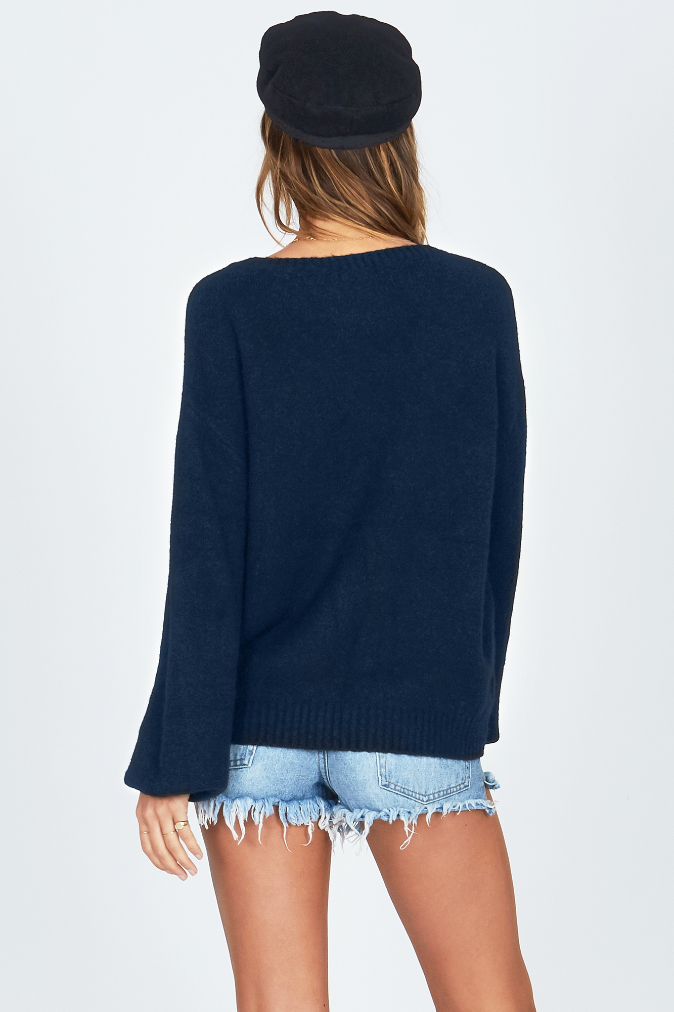 Rooftop View Sweater