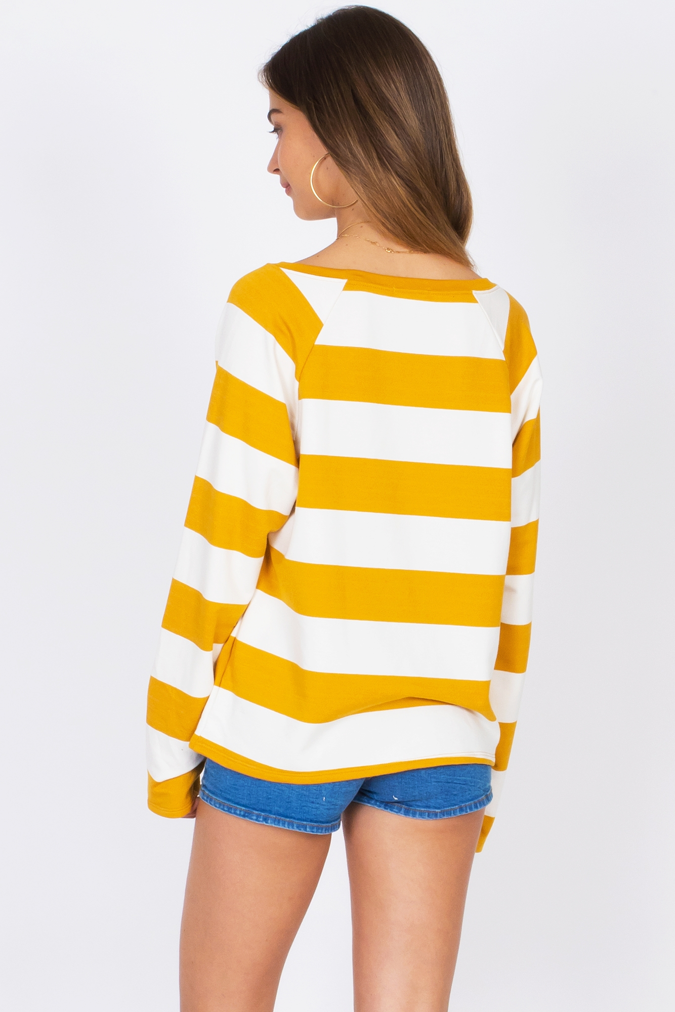 Salt Air Fleece Pullover