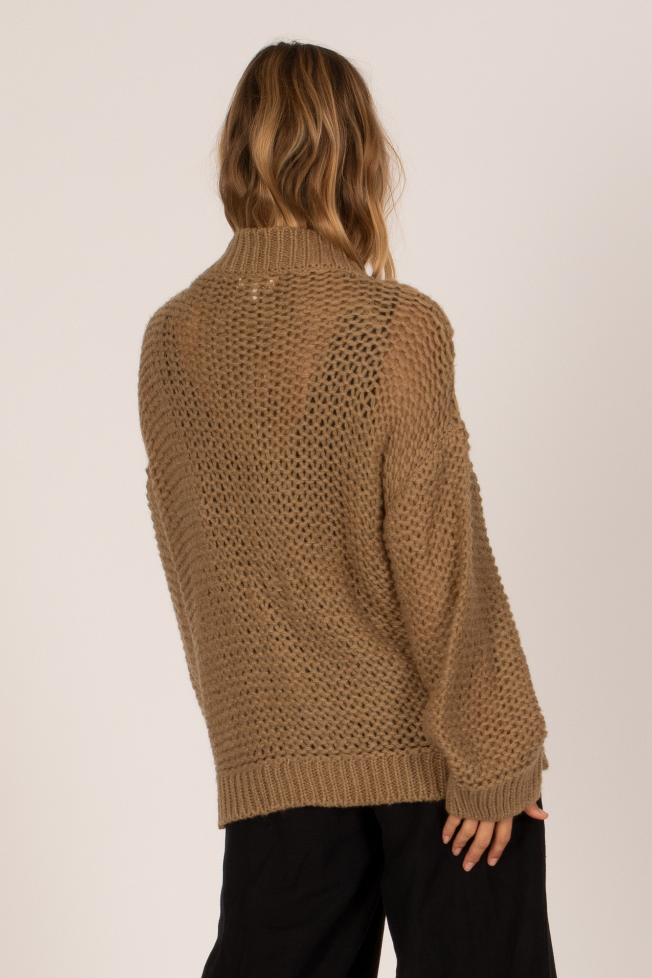 Shady Cove Sweater
