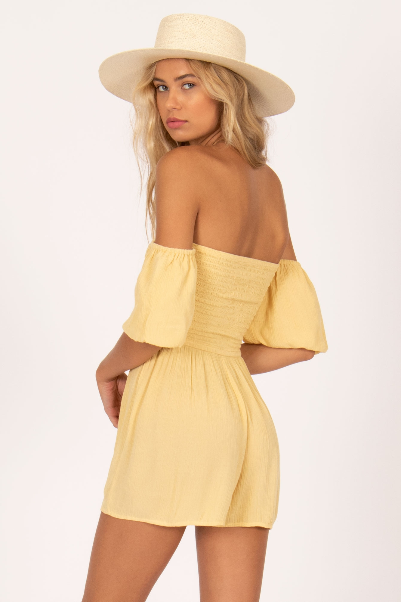 Sunset Surf Romper