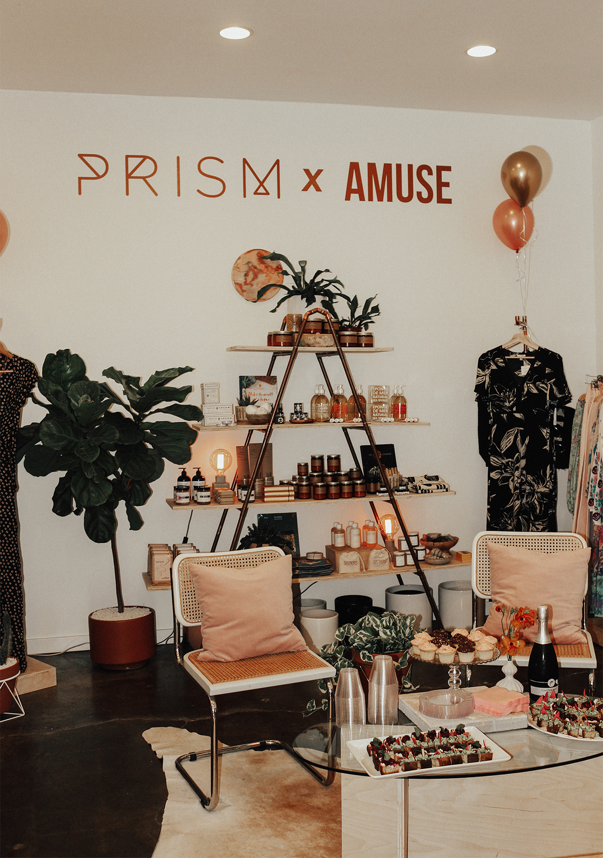 Prism x Amuse Pop Up Shop 1