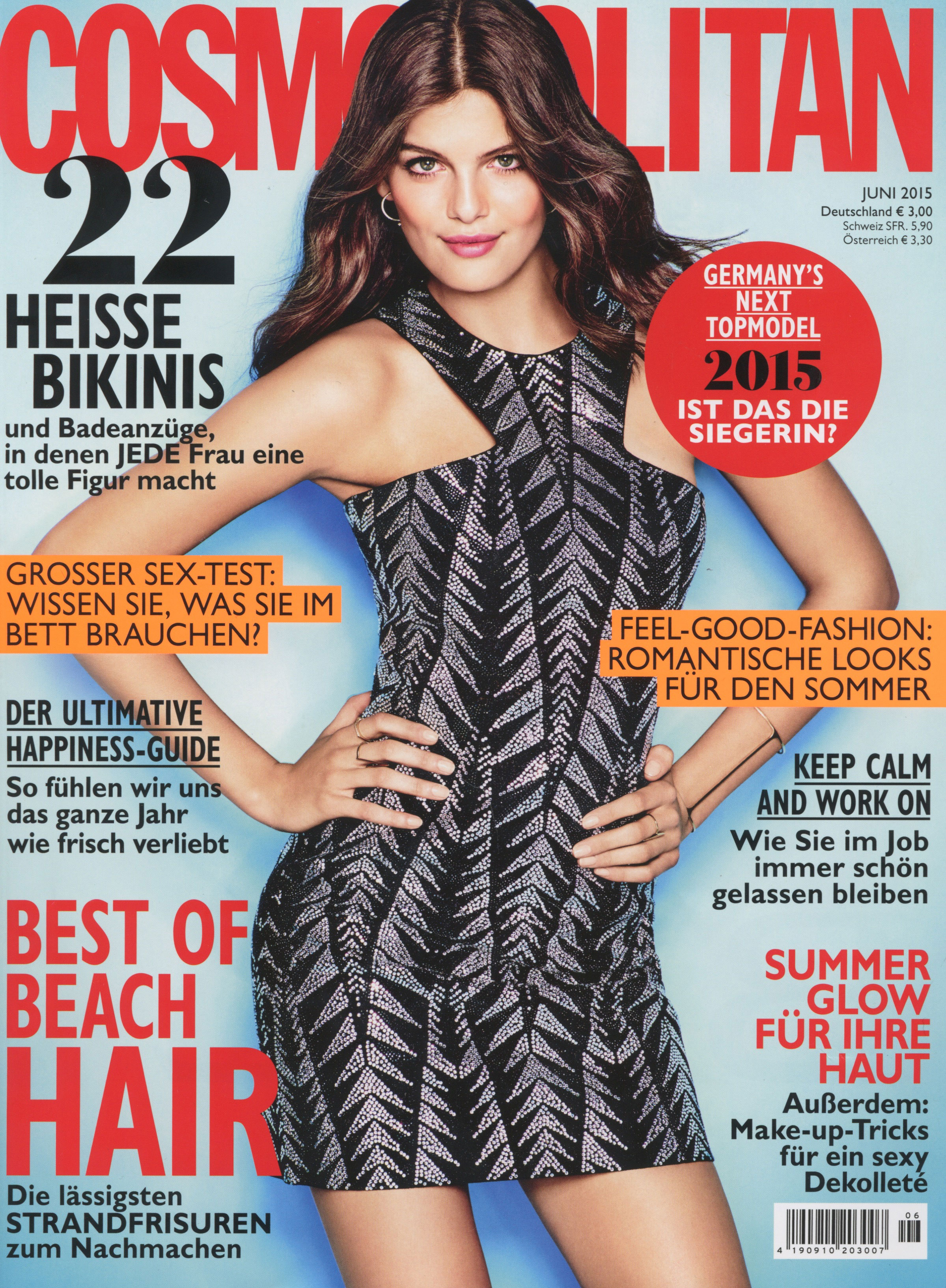 Cosmopolitan Germany | June 2015