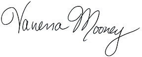 Vanessa Mooney Signature