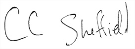 C.C. Sheffield Signature