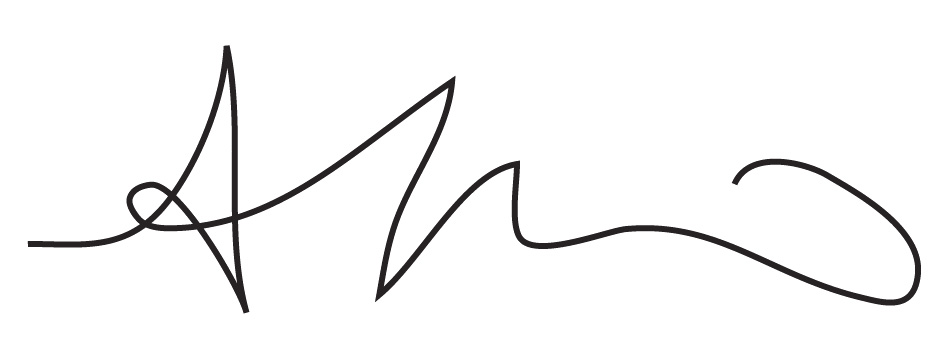 Lex Weinstein Signature